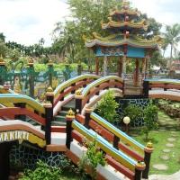 Taman di Muara Bungo yang Ala Kadarnya